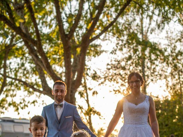 Le mariage de Fabien et Elodie à Marmande, Lot-et-Garonne 43