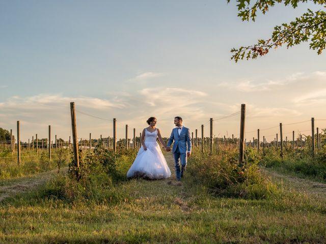 Le mariage de Fabien et Elodie à Marmande, Lot-et-Garonne 44