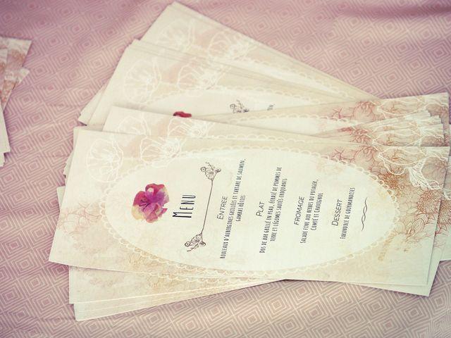 Le mariage de Virgile et Mathilde à Vouzon, Loir-et-Cher 10
