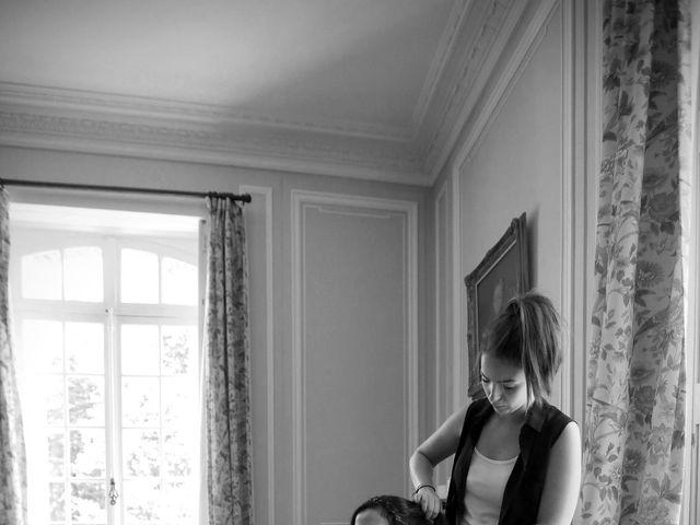 Le mariage de Virgile et Mathilde à Vouzon, Loir-et-Cher 23