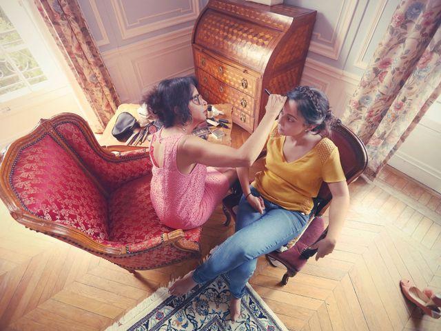 Le mariage de Virgile et Mathilde à Vouzon, Loir-et-Cher 40
