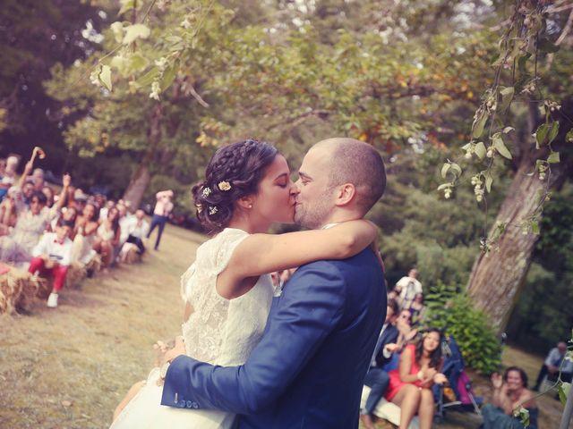 Le mariage de Virgile et Mathilde à Vouzon, Loir-et-Cher 74
