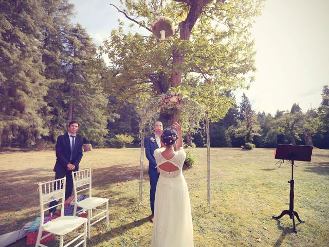 Le mariage de Virgile et Mathilde à Vouzon, Loir-et-Cher 75