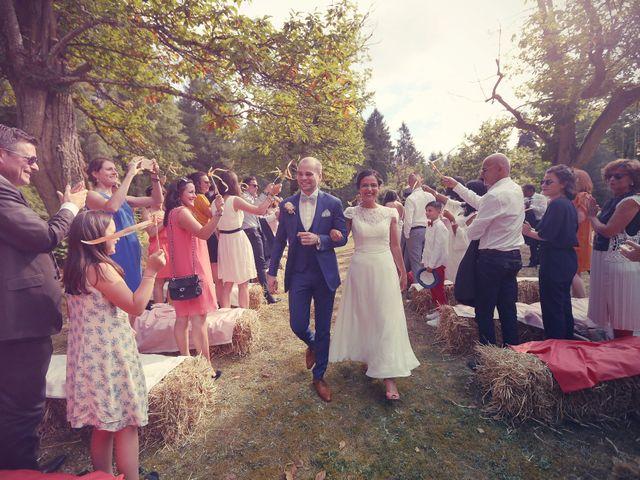 Le mariage de Virgile et Mathilde à Vouzon, Loir-et-Cher 78