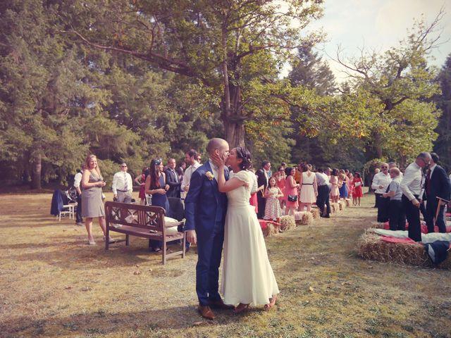 Le mariage de Virgile et Mathilde à Vouzon, Loir-et-Cher 79