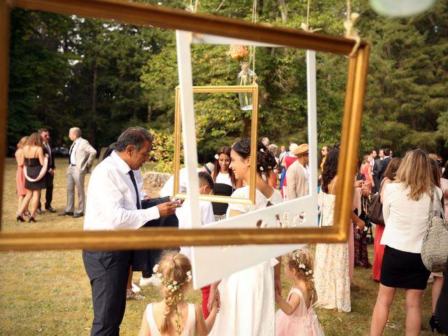 Le mariage de Virgile et Mathilde à Vouzon, Loir-et-Cher 80