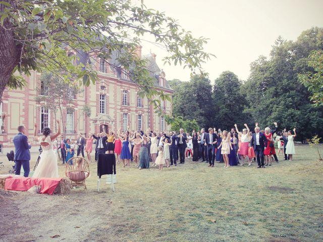 Le mariage de Virgile et Mathilde à Vouzon, Loir-et-Cher 87