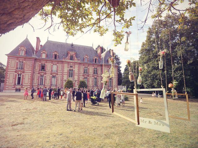 Le mariage de Virgile et Mathilde à Vouzon, Loir-et-Cher 90