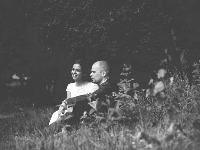 Le mariage de Virgile et Mathilde à Vouzon, Loir-et-Cher 107