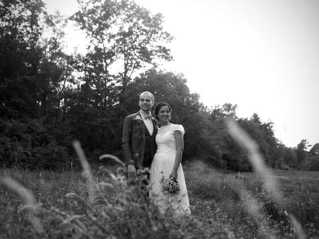 Le mariage de Virgile et Mathilde à Vouzon, Loir-et-Cher 109