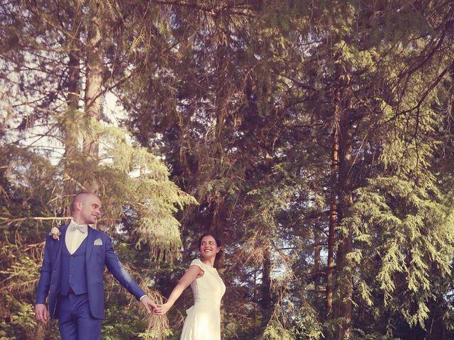 Le mariage de Virgile et Mathilde à Vouzon, Loir-et-Cher 117