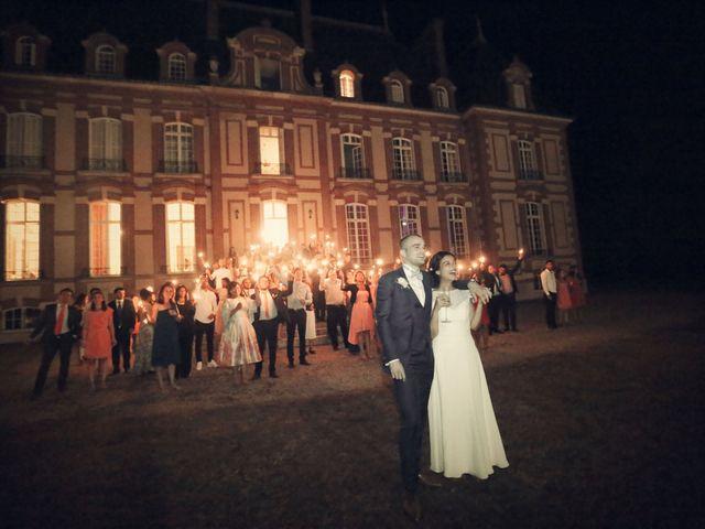 Le mariage de Virgile et Mathilde à Vouzon, Loir-et-Cher 138