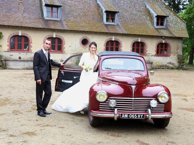 Le mariage de Jérémy et Charlotte à Rouans, Loire Atlantique 1