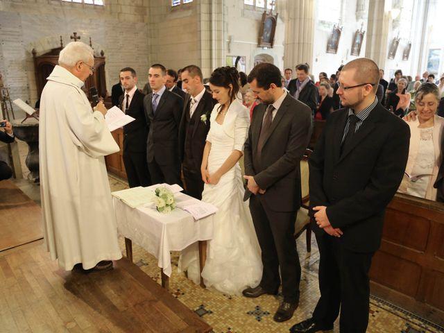 Le mariage de Jérémy et Charlotte à Rouans, Loire Atlantique 15