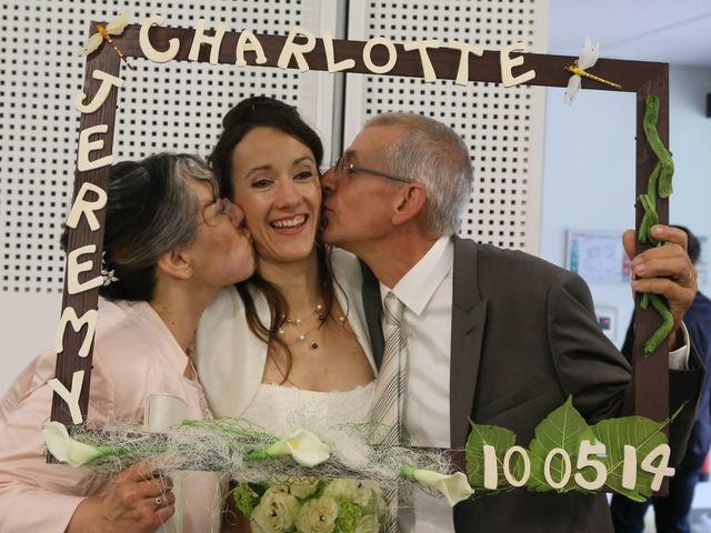 Le mariage de Jérémy et Charlotte à Rouans, Loire Atlantique 22