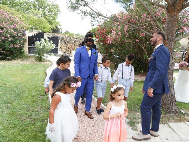 Le mariage de Francis et Laura à Lançon-Provence, Bouches-du-Rhône 13