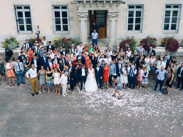 Le mariage de Thibault et Lucie à Nieul, Haute-Vienne 3