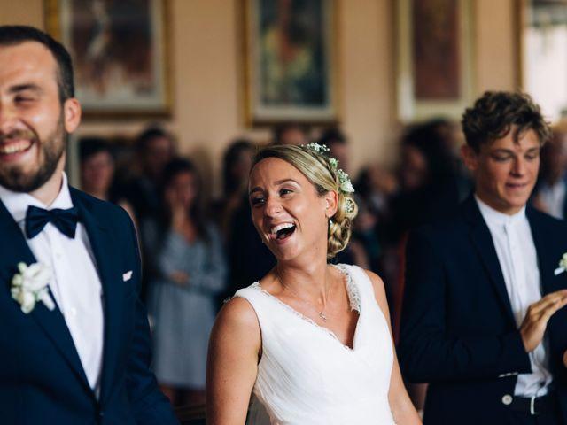 Le mariage de Thibault et Lucie à Nieul, Haute-Vienne 6