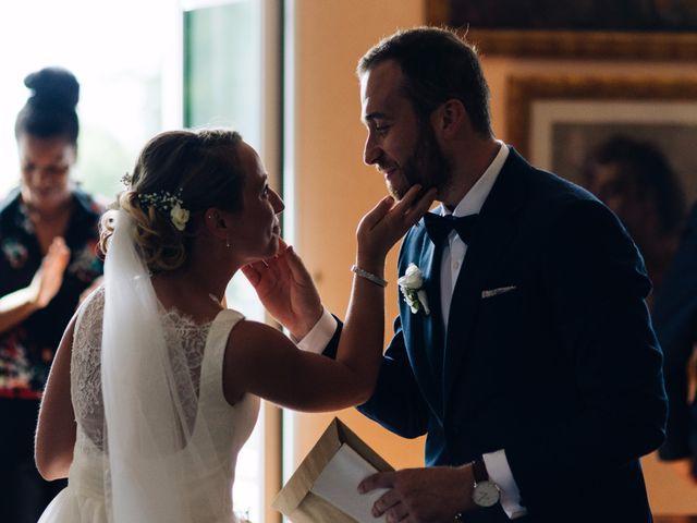 Le mariage de Thibault et Lucie à Nieul, Haute-Vienne 7