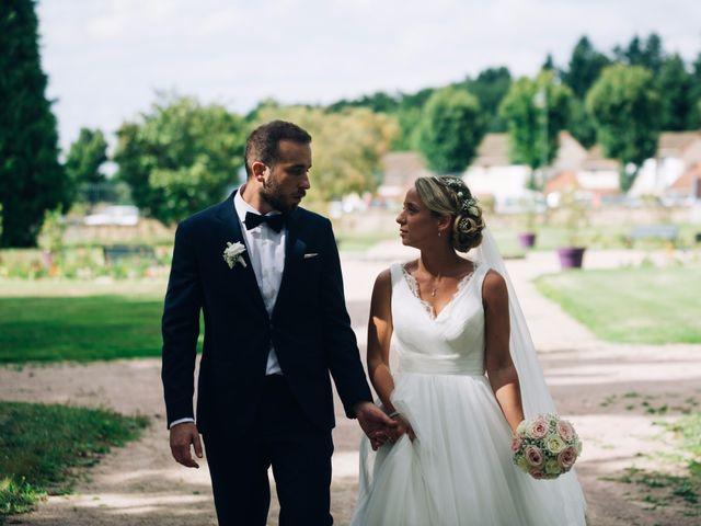 Le mariage de Thibault et Lucie à Nieul, Haute-Vienne 8