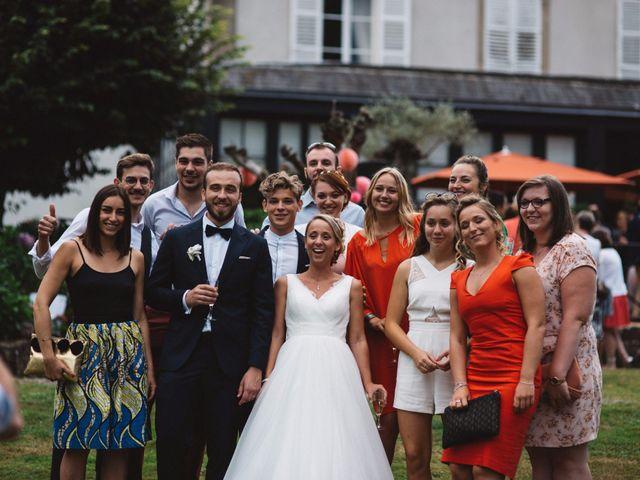 Le mariage de Thibault et Lucie à Nieul, Haute-Vienne 11
