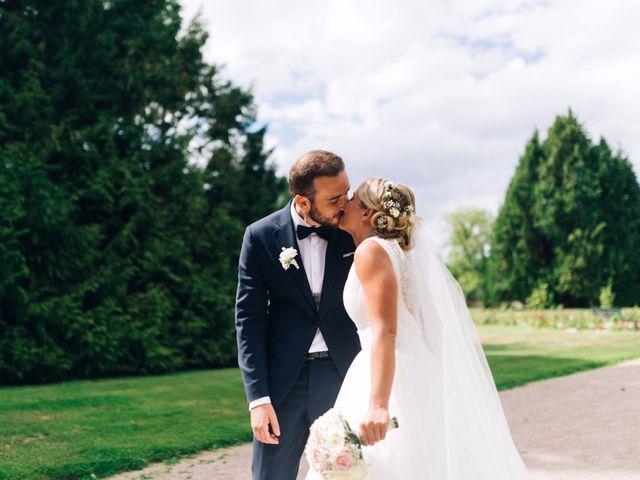 Le mariage de Thibault et Lucie à Nieul, Haute-Vienne 18
