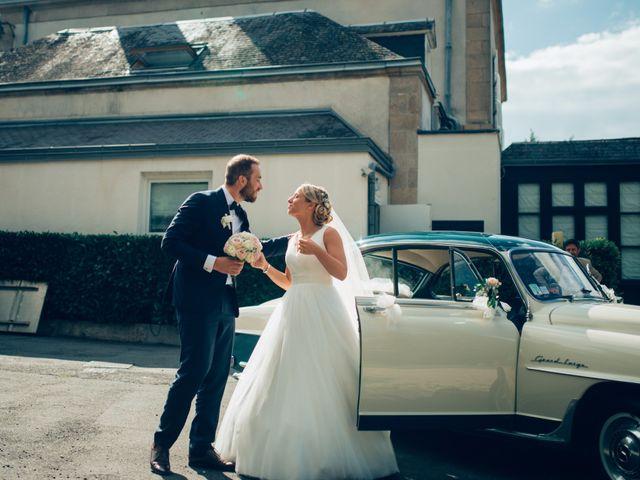 Le mariage de Thibault et Lucie à Nieul, Haute-Vienne 20