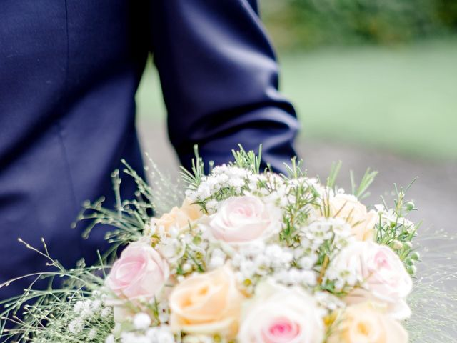 Le mariage de Nicolas et Coralie à Englefontaine, Nord 1