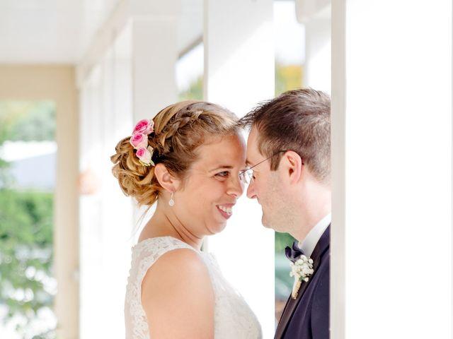 Le mariage de Nicolas et Coralie à Englefontaine, Nord 15