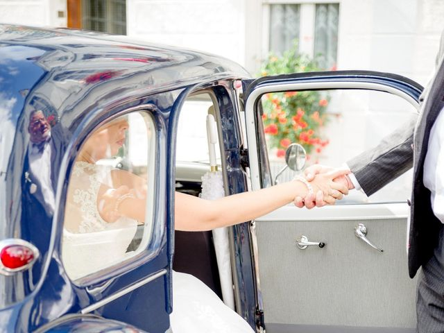 Le mariage de Nicolas et Coralie à Englefontaine, Nord 17