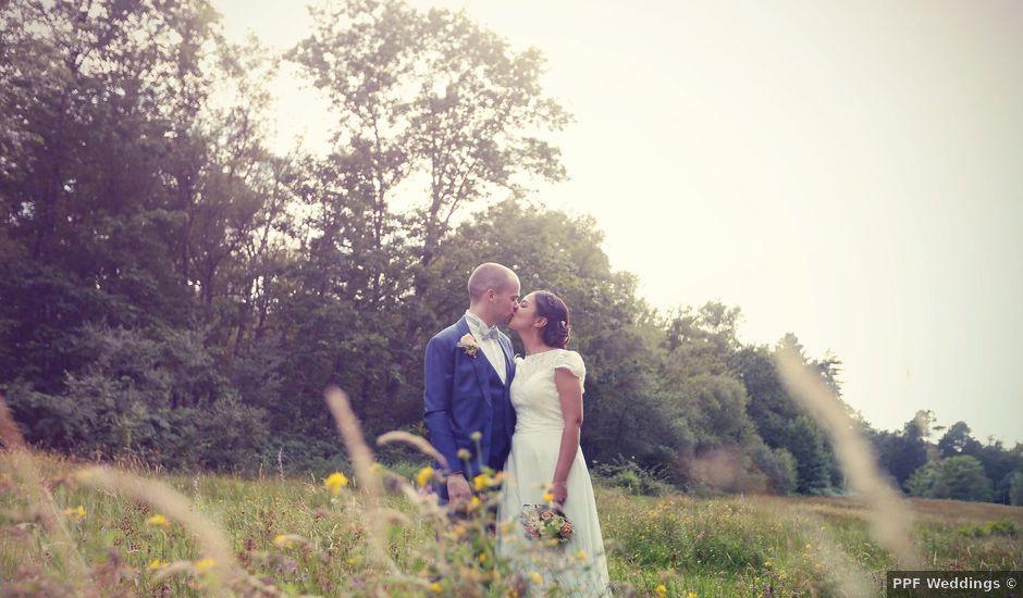 Le mariage de Virgile et Mathilde à Vouzon, Loir-et-Cher