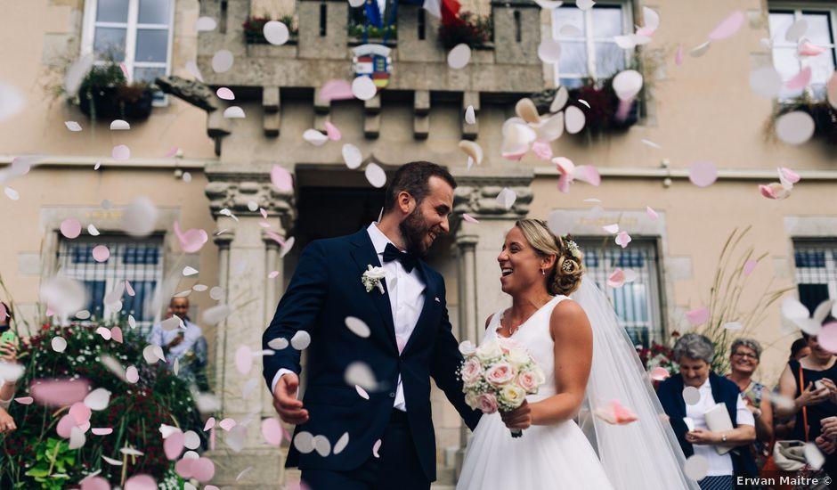 Le mariage de Thibault et Lucie à Nieul, Haute-Vienne