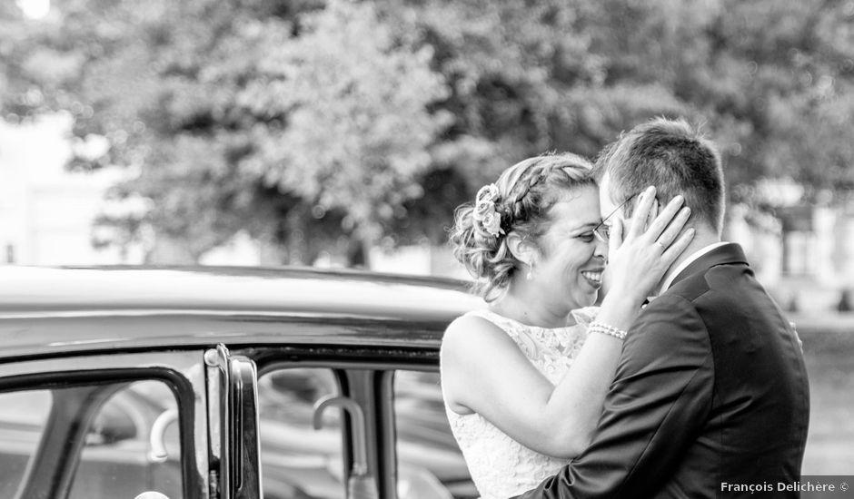 Le mariage de Nicolas et Coralie à Englefontaine, Nord