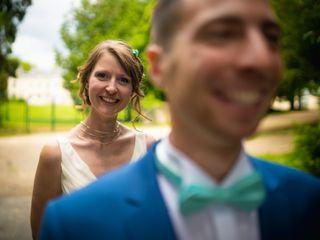Le mariage de Tatiana et Adrien 1