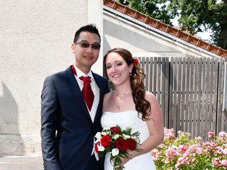 Le mariage de Stéphanie et Phaly 1