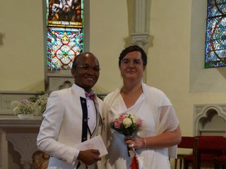 Le mariage de Elie et Géraldine 1