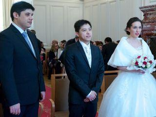 Le mariage de Pauline et Nhan 3