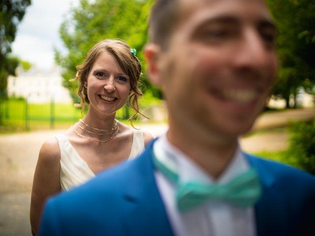 Le mariage de Adrien et Tatiana à Sepmes, Indre-et-Loire 1