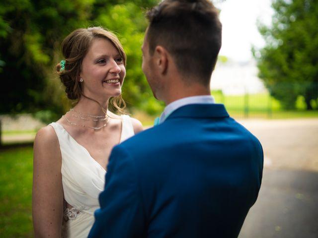Le mariage de Adrien et Tatiana à Sepmes, Indre-et-Loire 4