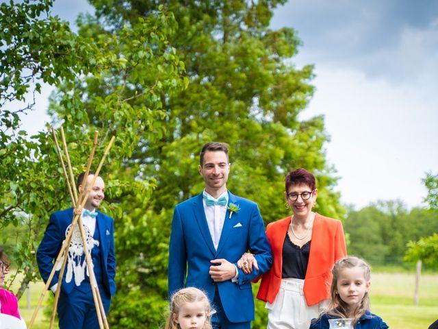 Le mariage de Adrien et Tatiana à Sepmes, Indre-et-Loire 13