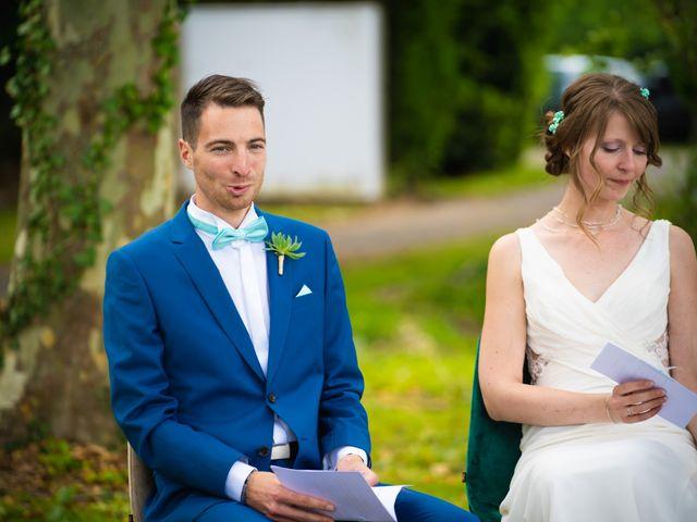 Le mariage de Adrien et Tatiana à Sepmes, Indre-et-Loire 16