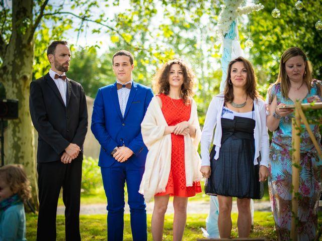 Le mariage de Adrien et Tatiana à Sepmes, Indre-et-Loire 26