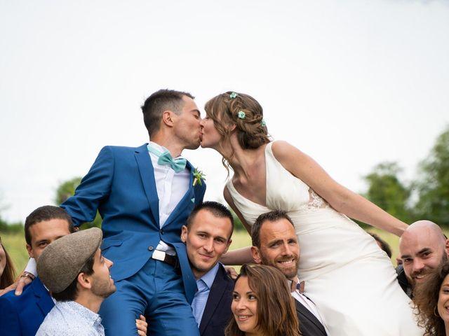 Le mariage de Adrien et Tatiana à Sepmes, Indre-et-Loire 34