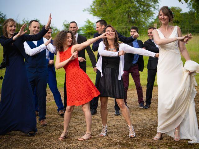 Le mariage de Adrien et Tatiana à Sepmes, Indre-et-Loire 37