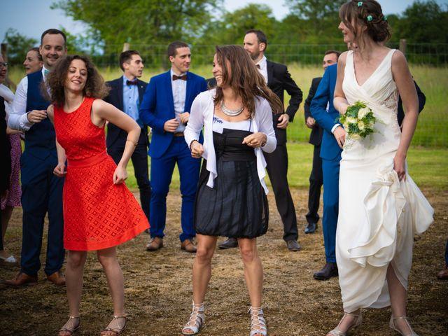 Le mariage de Adrien et Tatiana à Sepmes, Indre-et-Loire 40