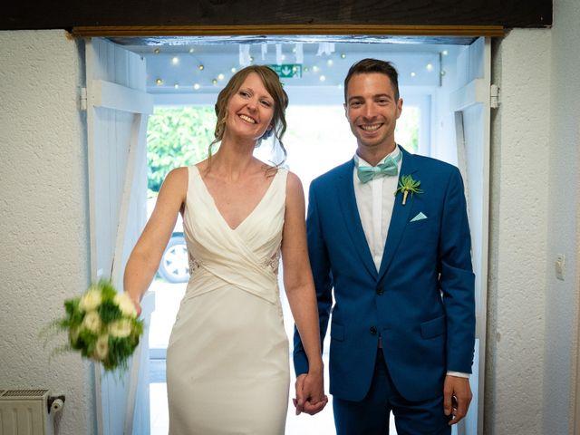 Le mariage de Adrien et Tatiana à Sepmes, Indre-et-Loire 41