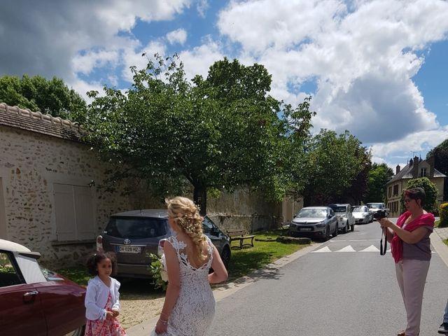 Le mariage de Anthony et Mélanie  à Broyes, Oise 3
