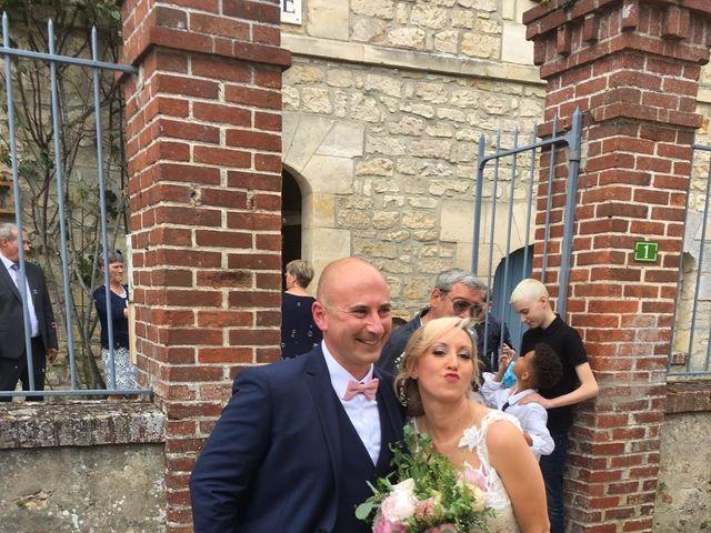Le mariage de Anthony et Mélanie  à Broyes, Oise 5