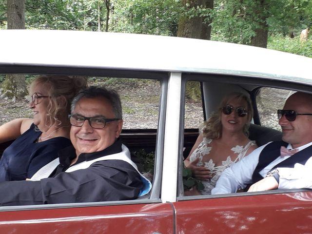 Le mariage de Anthony et Mélanie  à Broyes, Oise 6