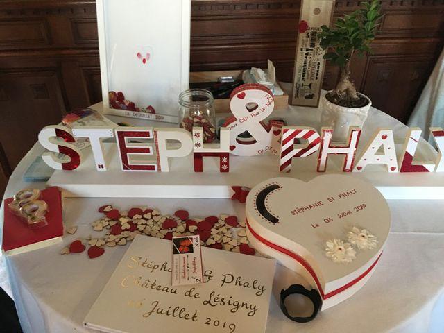 Le mariage de Phaly et Stéphanie à Lésigny, Seine-et-Marne 27